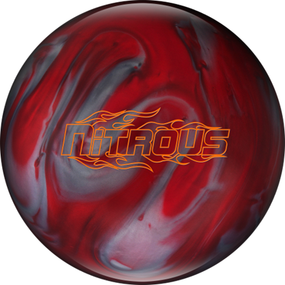 Picture of Nitrous Red/Silver