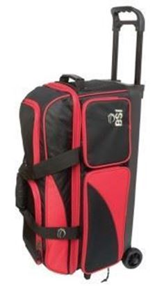 Picture of BSI 3-Ball Roller Bag
