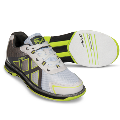 Picture of KR Women's Kross White/Yellow/Grey